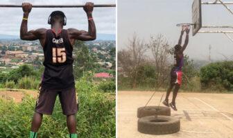 Nkwain basket cameroun