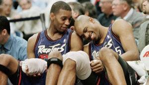 NBA – T-Mac raconte la blague d'un jeune Raptor qui a mal tourné en 1999