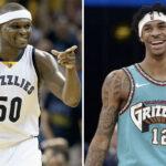 NBA – L'émouvant passage de témoin de Zach Randolph à Ja Morant