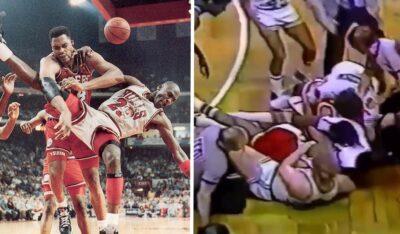 NBA – « C'était comme ça : si tu n'aimais pas quelqu'un, ton coéquipier t'aidait à le latter »