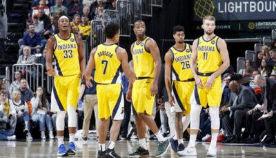 NBA – Les Pacers chauds sur un ancien All-Star