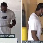 NBA – L'arrivée de Kawhi Leonard avant Clippers-Mavs fait le buzz !