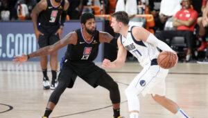 NBA – Luka éteint les suspicions sur le début de polémique avec PG