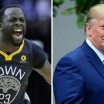 NBA – Draymond Green attaque frontalement Donald Trump !