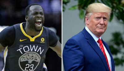 NBA – Draymond Green attaque frontalement Donald Trump !