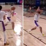NBA – Rudy Gobert décapite JaVale McGee sur une mauvaise passe