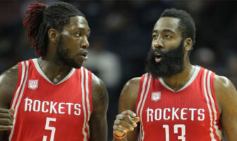Montrezl Harrell pourrait retourner avec James Harden a Houston NBA