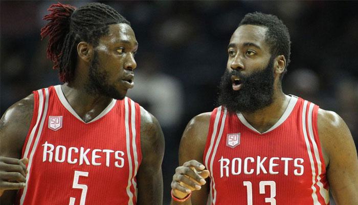 Montrezl Harrell pourrait retourner avec James Harden a Houston NBA