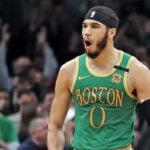 NBA – Un gros coup de chaud de Jayson Tatum et les Celtics sont encore en vie !