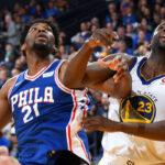 NBA – Draymond Green explique pourquoi Embiid n'arrive pas à dominer