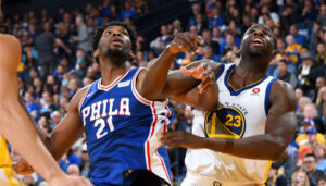 NBA – Draymond Green explique pourquoi Embiid n'arrive pas à dominer