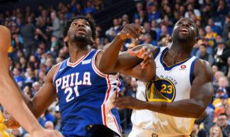 Draymond Green sait pourquoi Joel Embiid ne domine pas en NBA