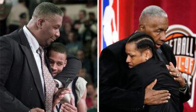 NBA – Le bouleversant message d'Allen Iverson suite à la mort de son « sauveur »