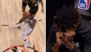 NBA – Les images de la terrible blessure de Jonathan Isaac