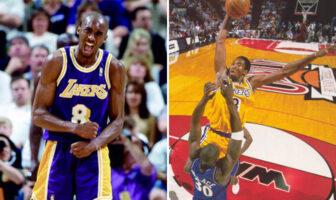 Kobe Bryant avait annoncé son énorme poster sur Ben Wallace