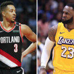 NBA – CJ McCollum a-t-il lancé la guerre avec LeBron ?