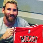 NBA – Les Bulls se positionnent sur Lionel Messi, Twitter s'enflamme