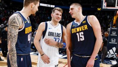 NBA – La Team Balkans de Luka s'affiche, les internautes fantasment