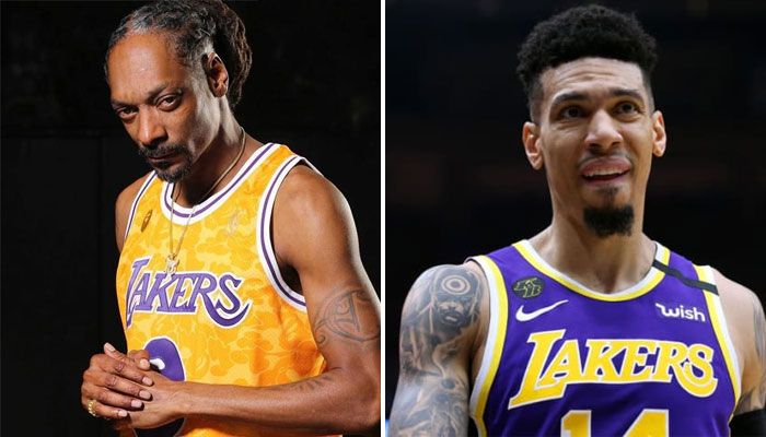 Snoop Dogg a détruit Danny Green sur Instagram