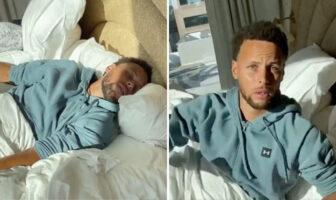 Stephen Curry rêve de la bulle d'Orlando