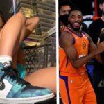 NBA – La vie de l'Instagrameuse de l'orgie avec les Suns chamboulée