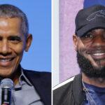 NBA – L'énorme projet LeBron x Obama à quelques jours de l'élection