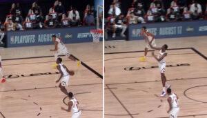 NBA – La passe complètement insolente de Bol Bol