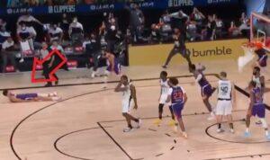 NBA – Devin Booker terrasse les Clippers au buzzer sur un incroyable tir !
