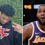 NBA – Un média ressort une photo de LeBron à 16 ans, Bronny trollé !