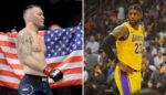 NBA – Colby Covington revient à la charge et provoque LeBron !