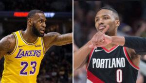 NBA – Le post ciblé ravageur de Damian Lillard contre les Lakers et les Nets