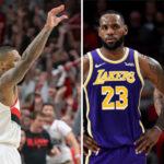 NBA – « AD et LeBron vont dunker sur ta tête » : Damian Lillard répond cash