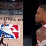 NBA – Damian Lillard balance un énorme missile dans le dernier QT !