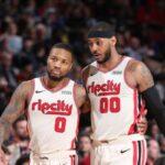 NBA – Le message de Damian Lillard qui va faire kiffer Carmelo Anthony