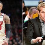 NBA – Avant Lakers-Blazers, Skip Bayless démonte encore Lillard et les Blazers !