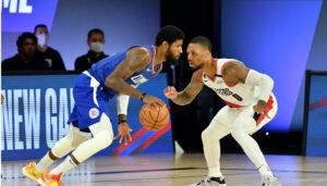 NBA – Paul George et Damian Lillard à bout de nerfs sur le même sujet