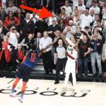 NBA – Le génial détail que personne n'a vu sur l'énorme tir de Lillard sur Paul George