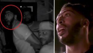 NBA – Quand Anthony Davis avait la peur de sa vie dans une maison hantée
