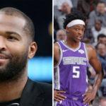 NBA – DeMarcus Cousins tacle les Kings après leur défaite