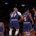 NBA – Les 2 top meneurs que les Knicks visent