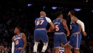 NBA – La réunion de stars qui pourrait avoir lieu aux Knicks l'an prochain