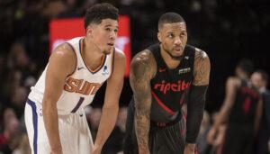 NBA – Le trade entre Clippers, Suns et Blazers qui amènerait Lillard à Phoenix !
