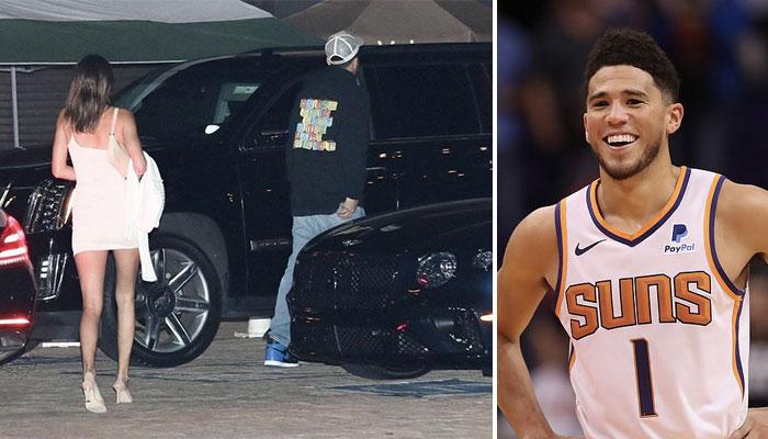 NBA - Devin Booker se console avec Kendall Jenner