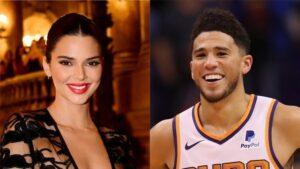 NBA – Juste après son énorme match, Devin Booker drague Kendall Jenner… et réussit !