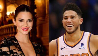 NBA – La surprise de Kendall Jenner pour les 24 ans de Devin Booker