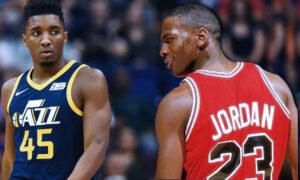 NBA – Hallucinant, Donovan Mitchell rentre dans le top all-time et rejoint le seul Jordan