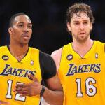 NBA – La lineup WTF des Lakers… la dernière fois qu'ils ont joué en playoffs