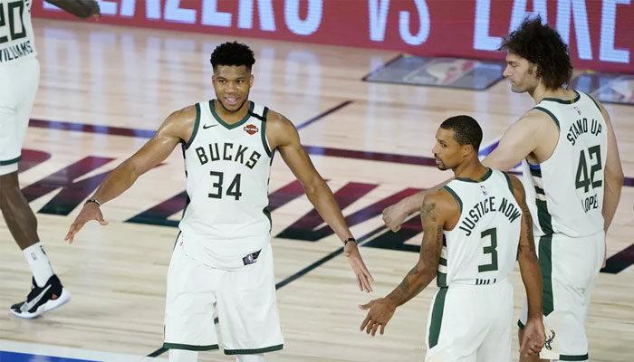 Certains joueurs des Bucks recadrés NBA