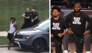 NBA – LeBron, Mitchell, Kuz et d'autres horrifiés après les coups de feu sur Jacob Blake