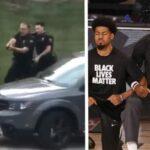 NBA – Le policier qui a criblé Jacob Blake de balles innocenté, LeBron réagit